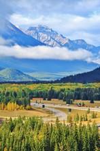 Banff , Alberta