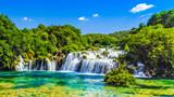 Waterfalls Krka, Croatia