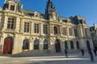 Ayuntamiento de Poitiers, Francia