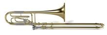 3d Rendering Of Bass Trombone