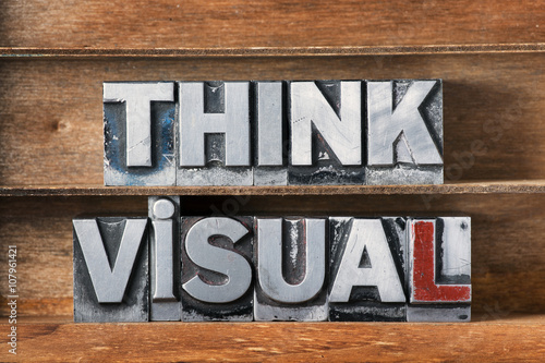 Fotografía  think visual tray