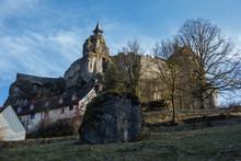 Burg Hohenstein In Mittelfranken