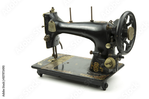 Vintage Sewing Machine Portrait Of A Old Italian Sewing Machine Best Italian Sewing Machine
