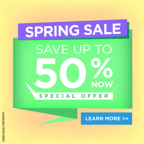 Super Sale For Clearance At 50 Off Its A Hot Deal Sale Poster A