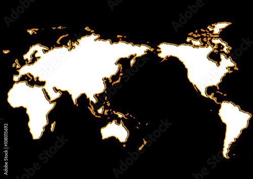 mapa-swiata-w-negatywie