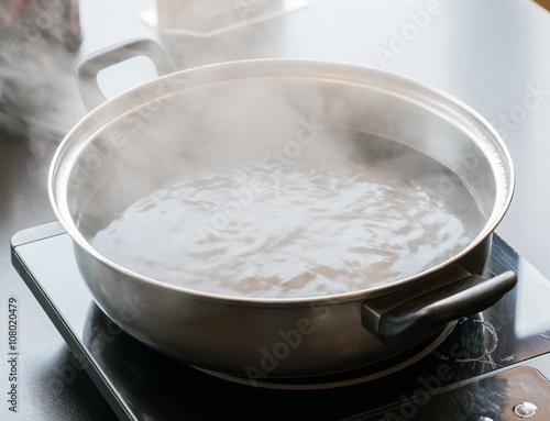 Fényképezés  Boiling Pot