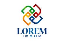 Circle Colorful Logo