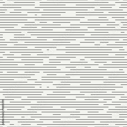 Slika na platnu Geometric abstract seamless discrete pattern