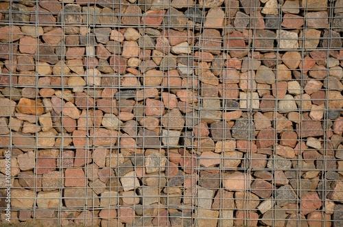 kamienie w blokach