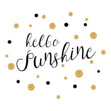 Hello Sunshine - Background Wi...