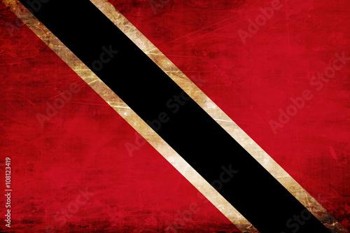 Fototapety, obrazy: Trinidad and tobago flag