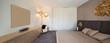 Interiors, comfortable bedroom