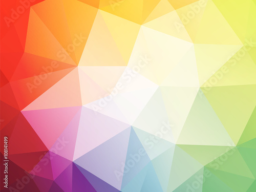 mata magnetyczna abstract background