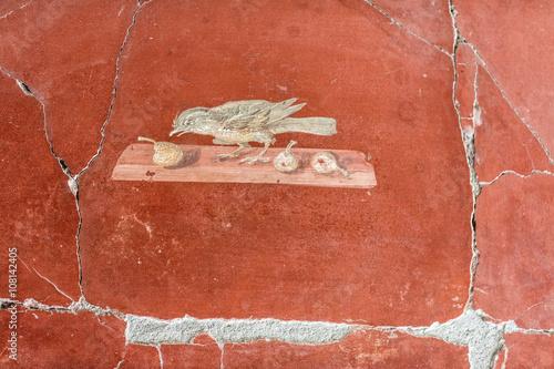 Fotografie, Obraz  fresco in villa oplontis