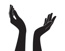 Free Hands Art Vector