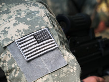 US Flag Sleeve Patch