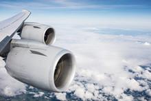 Boeing 747 Jumbo Wing