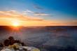Hopi Point at sunset, South Rim, Grand Canyon National Park