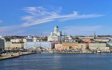 Helsinki, Finland. Scenic City...