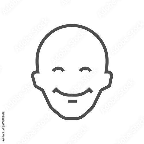 Fotografie, Obraz  Emotion icon