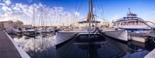 Port Du Cap D'Agde En Languedoc, France