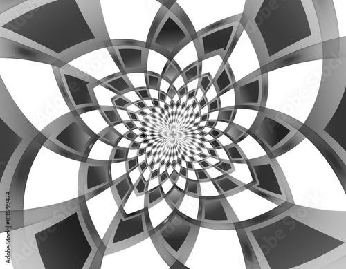 abstrakcjonistyczna-fractal-ilustracja-dla-kreatywnie-projekta