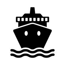Cruise Ship / Cargo Ship Or Ya...