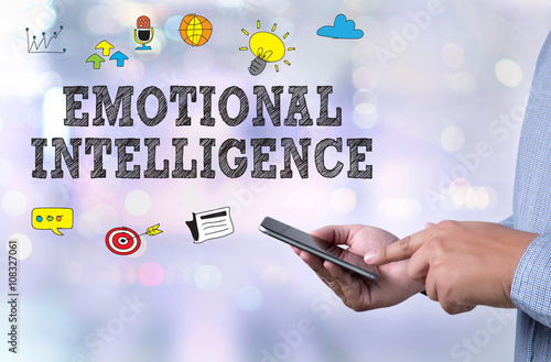 Fotografie, Obraz  EMOTIONAL INTELLIGENCE