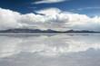 Amazing natural scenery: Salt Flats of Salar de Uyuni, Bolivia