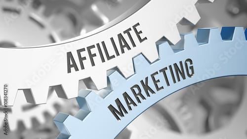 Photo affiliate marketing / Cogwheel