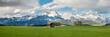 Berge in den Alpen, Steinernes Meer, Panorama