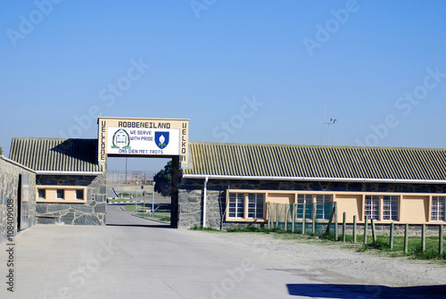 Photo Robben Island Prison