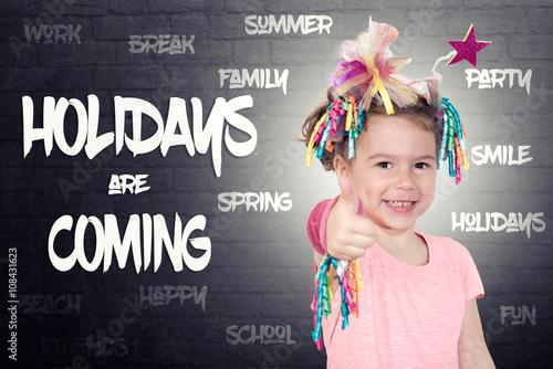 Fotografia, Obraz  Holidays are coming