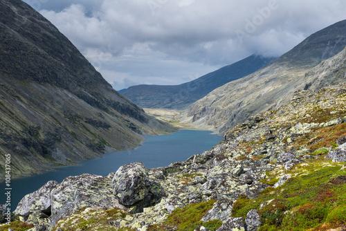 Spoed Foto op Canvas Scandinavië Rondane nationalpark Norwegen 4