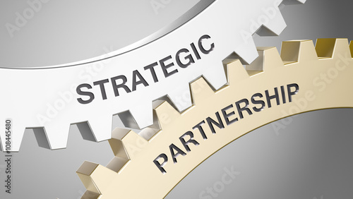 Pinturas sobre lienzo  strategic partnership