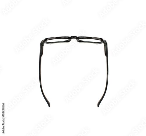 Black Eye Glasses Isolated On White Background Buy This
