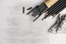 Charcoal Art And Equipments