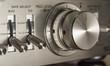 Vintage Stereo Cassette Recorder