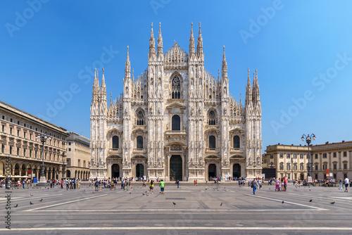 Fotobehang Milan Milan Duomo, Milan, Italy
