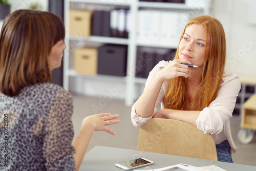 mitarbeitergespräch
