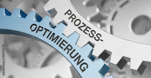 Fotografía  prozess optimierung / Cogwheel