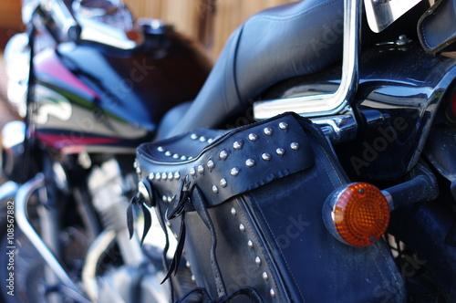 obraz PCV Motorrad Saison