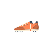 Sport Shoe With Cleats