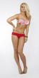 attractive thin model