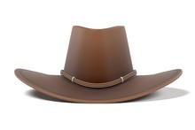 3d Renderings Of Cowboy Hat