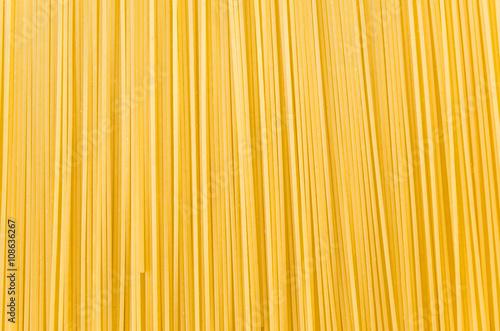 Obraz Background of uncooked spaghetti - fototapety do salonu