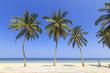 Tropical Beach , Thungwualaen Beach at Chumphon , Thailand