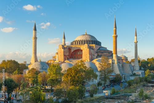 Fotografia Hagia Sophia