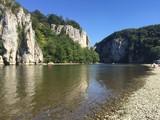 Donaudurchbruch im Altmühltal
