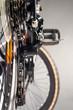 bike gear / gear bike shown close up of a mountain bike